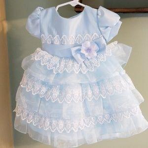 Other - NWOT Little girl fancy party dress